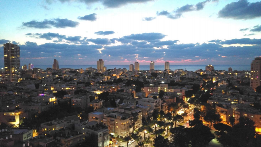 התמחות מורי דרך - תל אביב-יפו