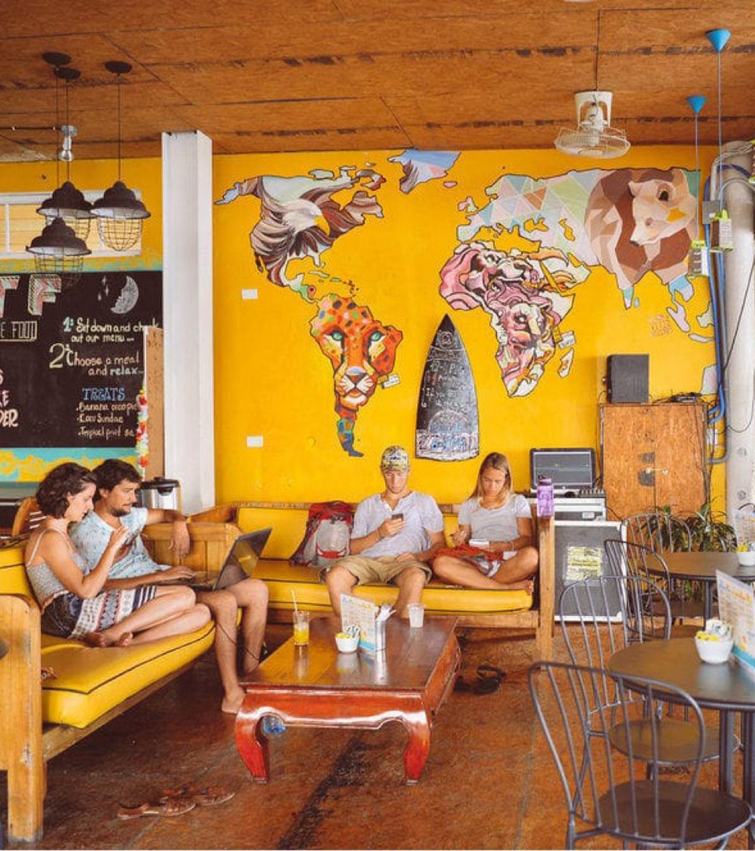 תיירנות ויזמות בעולם התיירות העצמאית